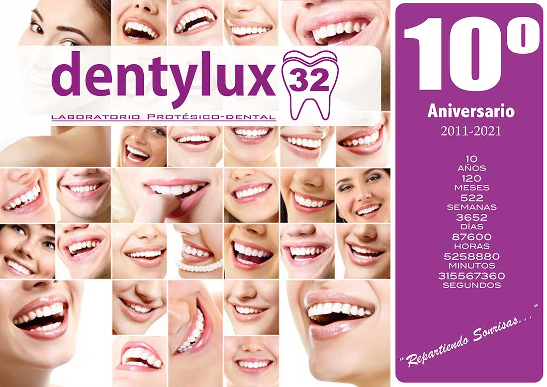 cartel-10-aniversario-Dentylux32-